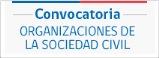 Organizaciones de la Sociedad Civil