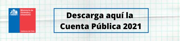 Cuenta Publica 2021