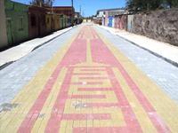 Pavimentacion la Tirana