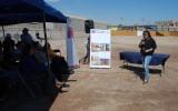 Inician obras preliminares de habilitación de terreno para reconstrucción de tres Conjuntos Habitacionales